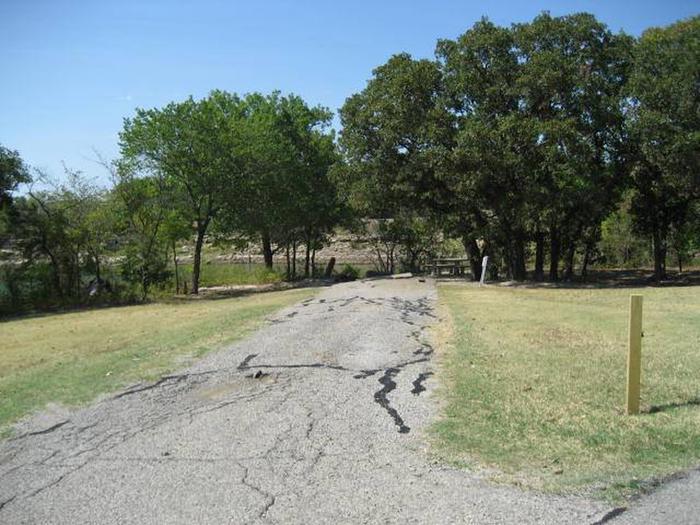 Osage Cove Campsite #53