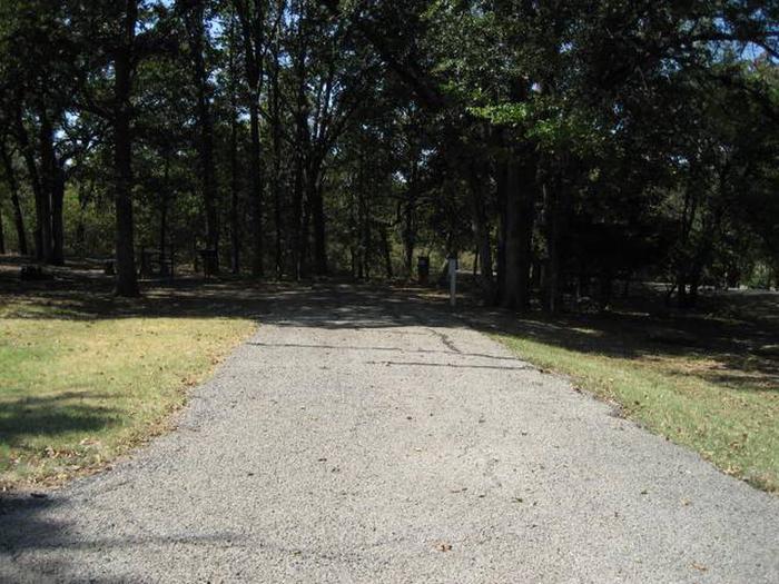 Osage Cove Campsite #63