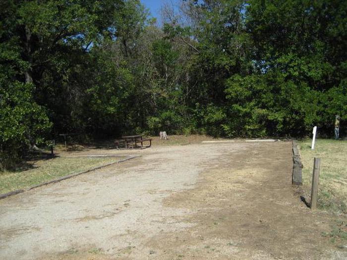 Osage Cove Campsite #66