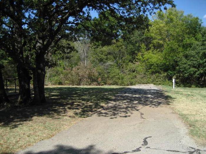 Osage Cove Campsite #72