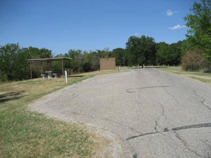 Osage Cove Campsite #76