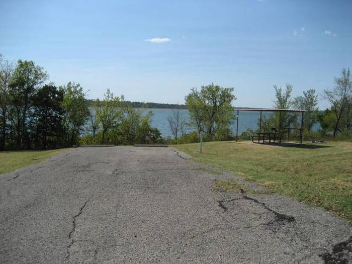 Osage Cove Campsite #77