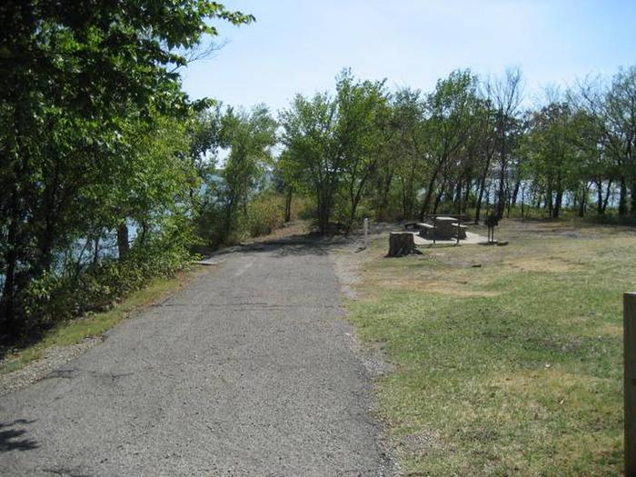 Osage Cove Campsite #78