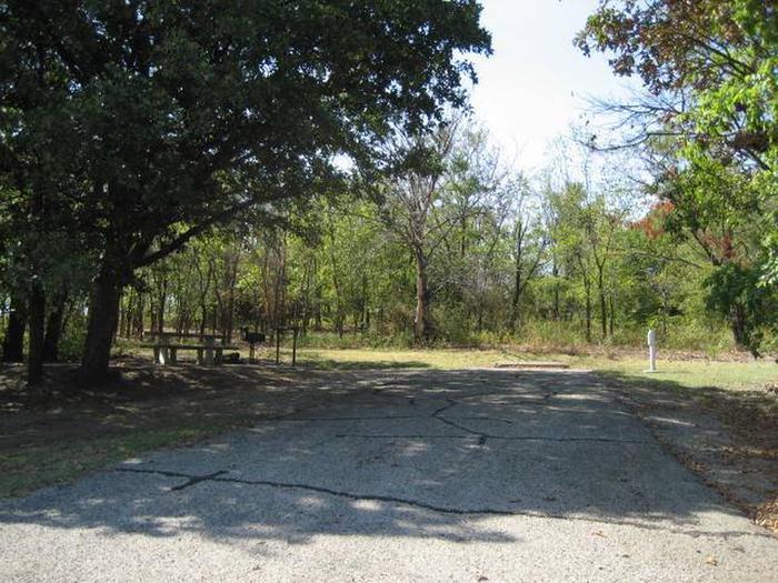 Osage Cove Campsite #79