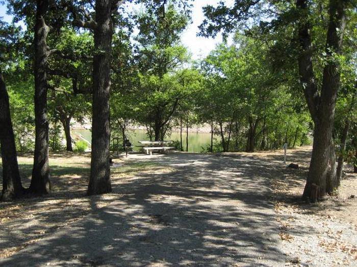Osage Cove Campsite #82