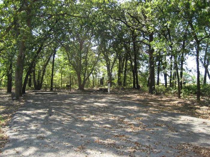 Osage Cove Campsite #83