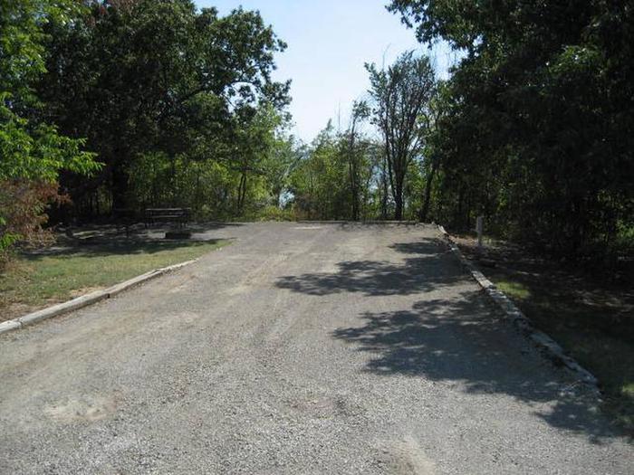 Osage Cove Campsite #85