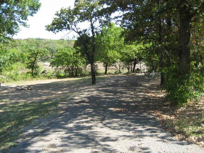 Osage Cove Campsite #84
