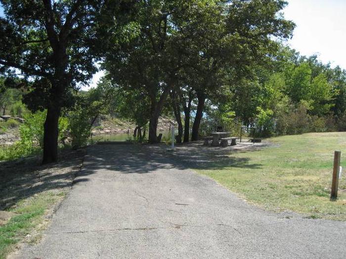 Osage Cove Campsite #87