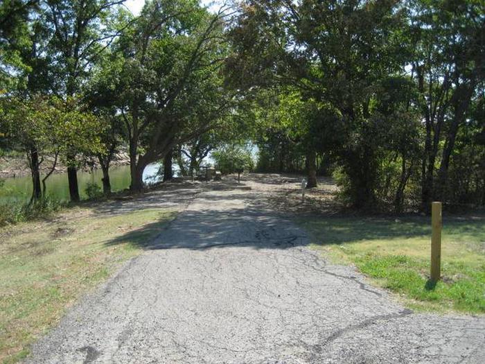 Osage Cove Campsite #86
