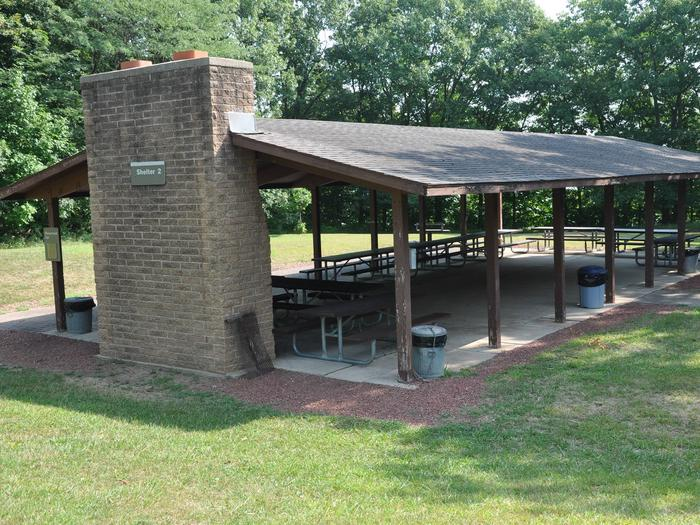 Walnut Ridge Shelter 2