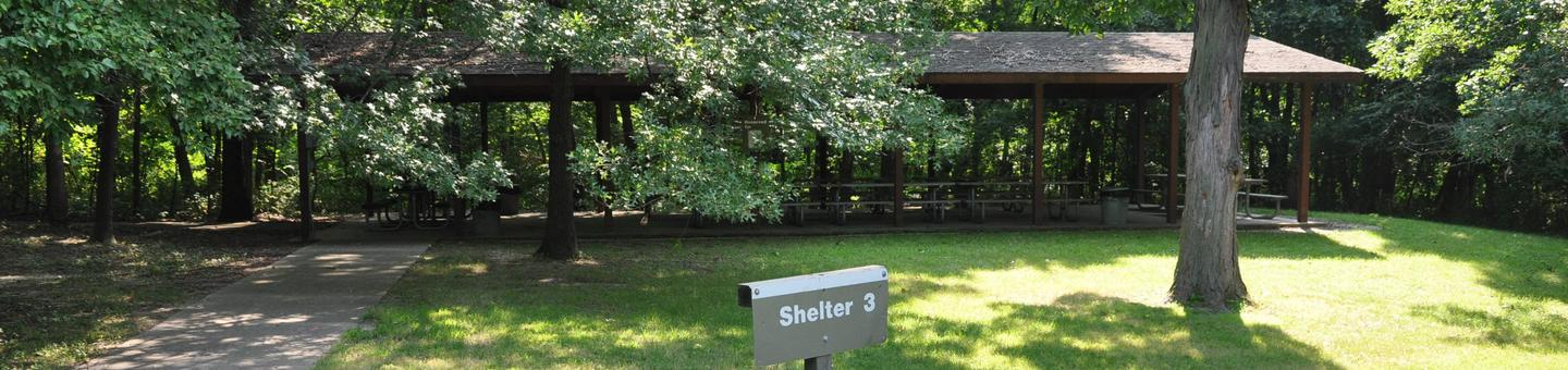 Walnut Ridge Shelter 3