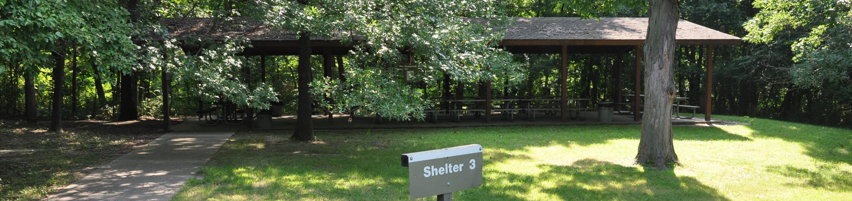 Walnut Ridge Shelter 3