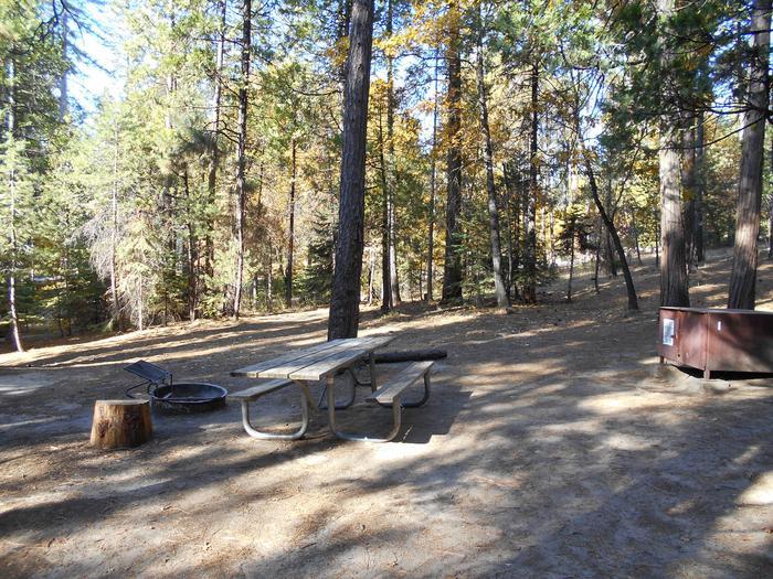Hodgdon Meadow CampgroundSite 001