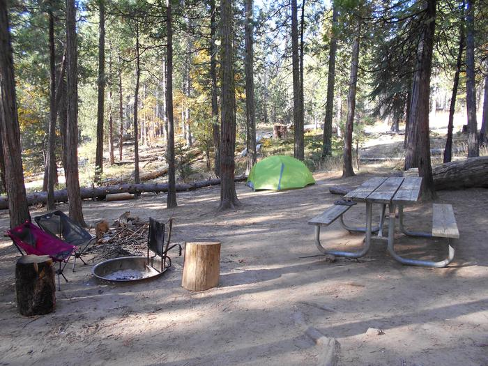 Hodgdon Meadow CampgroundSite 002