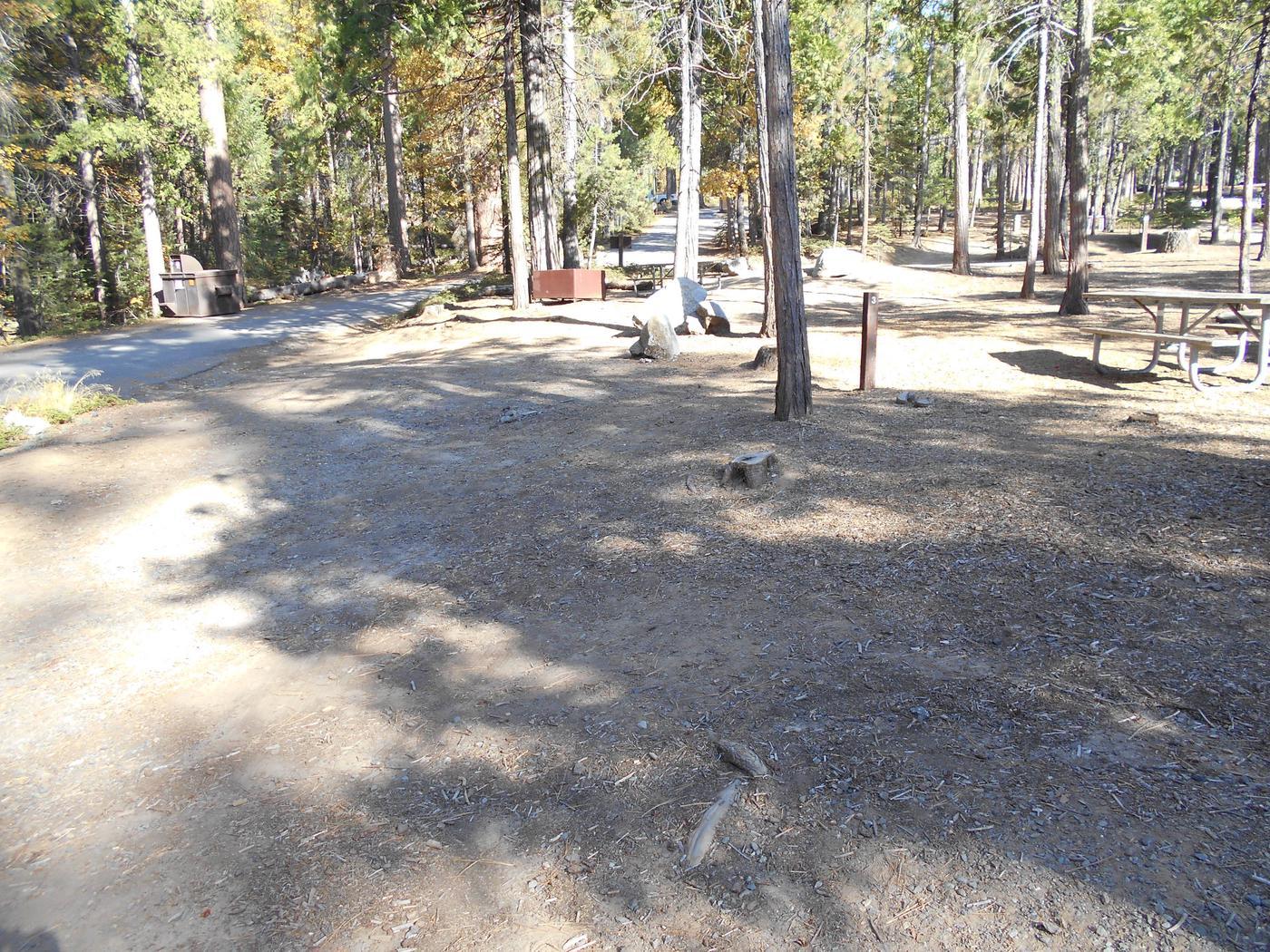 Hodgdon Meadow CampgroundSite 003