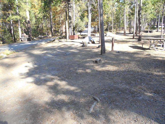 Hodgdon Meadow CampgroundSite 003