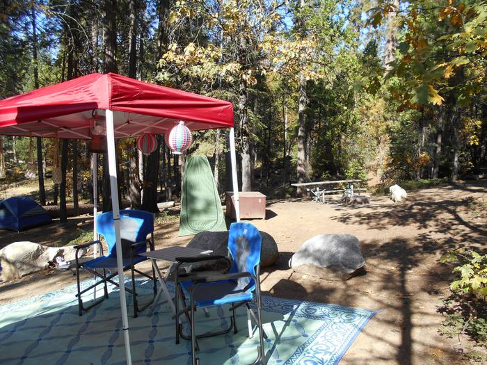 Hodgdon Meadow Campground Site 006