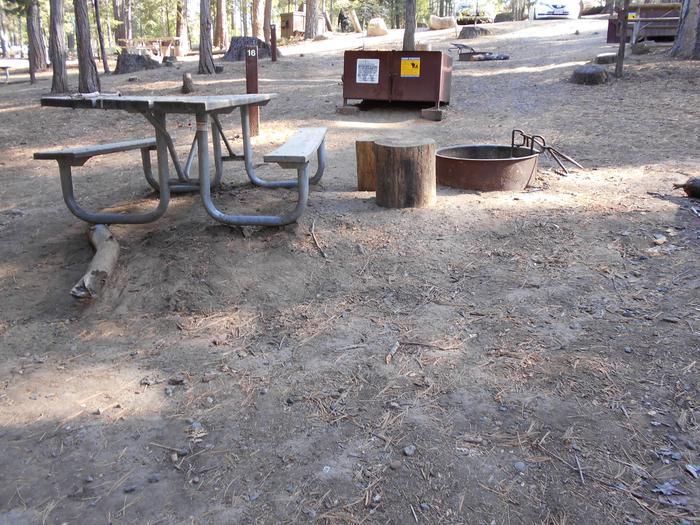Hodgdon Meadow CampgroundSite 016