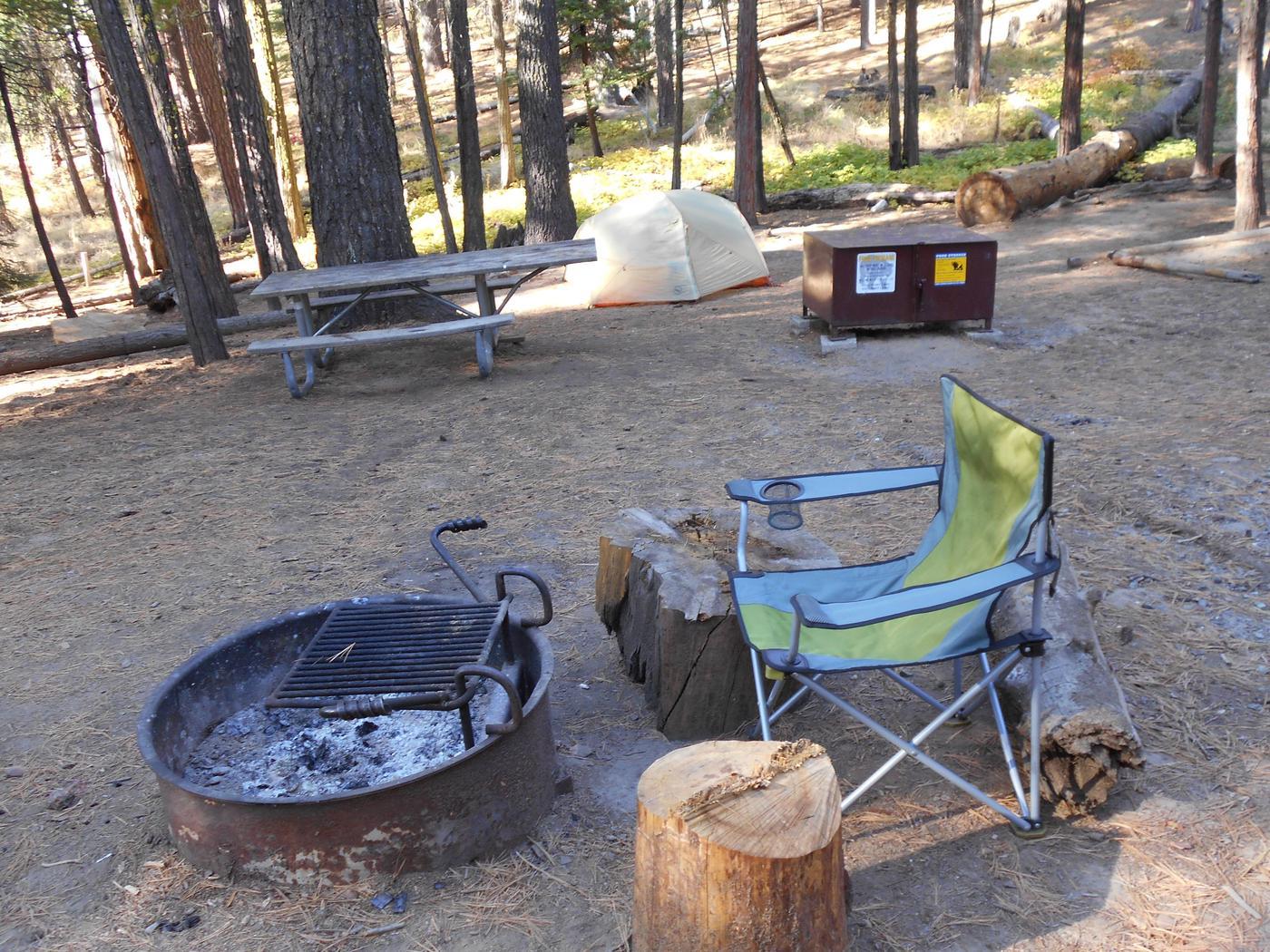 Hodgdon Meadow CampgroundSite 018