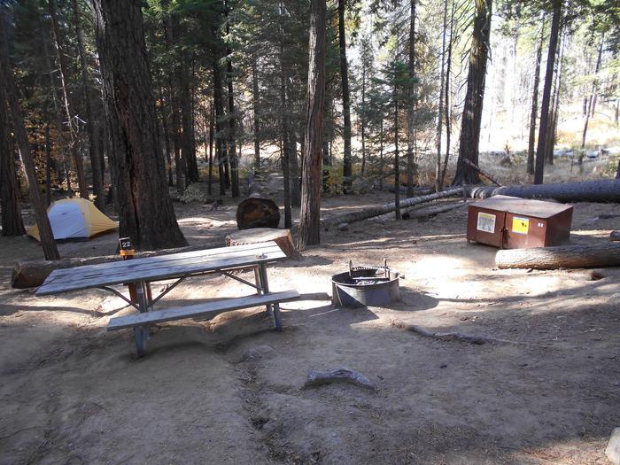 Hodgdon Meadow CampgroundSite 022