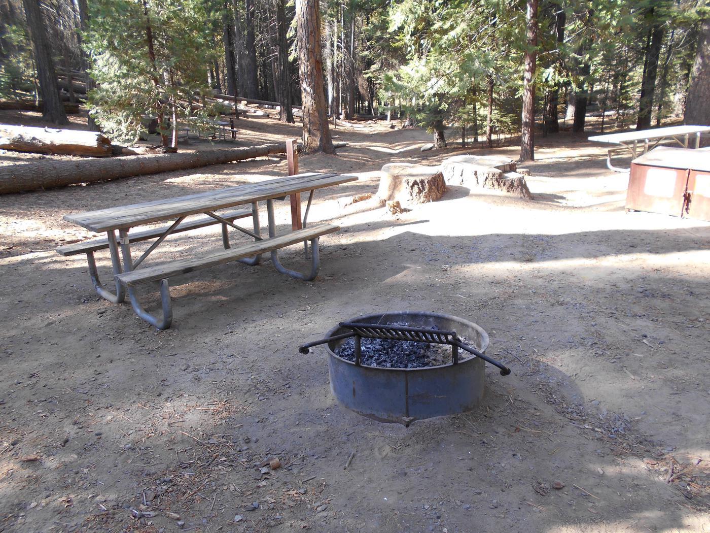 Hodgdon Meadow CampgroundSite 026