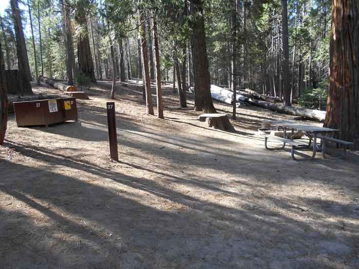 Hodgdon Meadow CampgroundSite 027