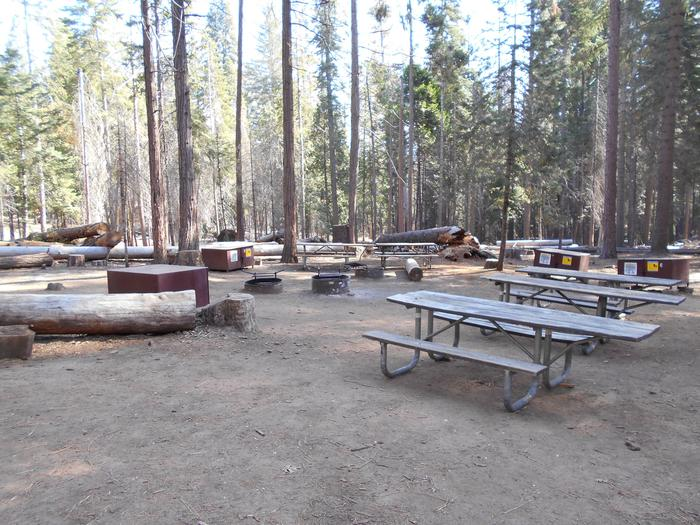 Hodgdon Meadow CampgroundGroup Site C