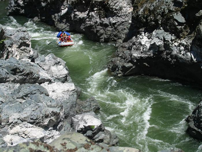 Preview photo of Rogue River Wild Section