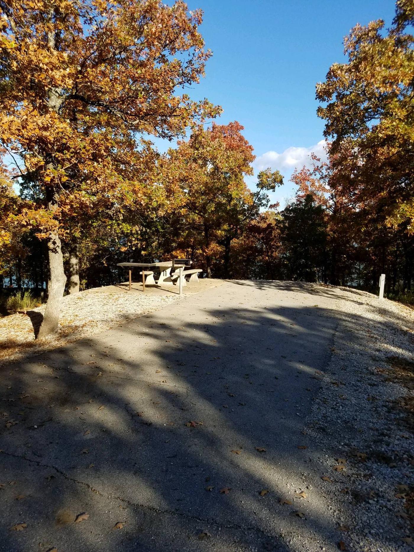 Twin Points-campsite #11#11