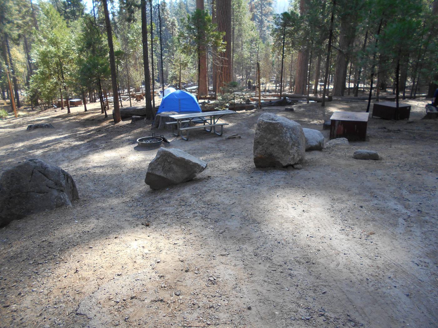 Hodgdon Meadow CampgroundSite 036