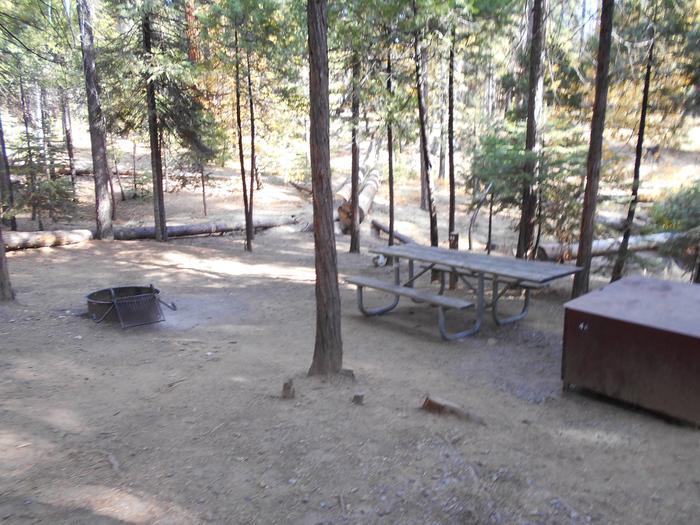 Hodgdon Meadow CampgroundSite 044