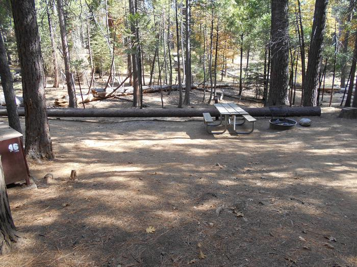 Hodgdon Meadow CampgroundSite 046