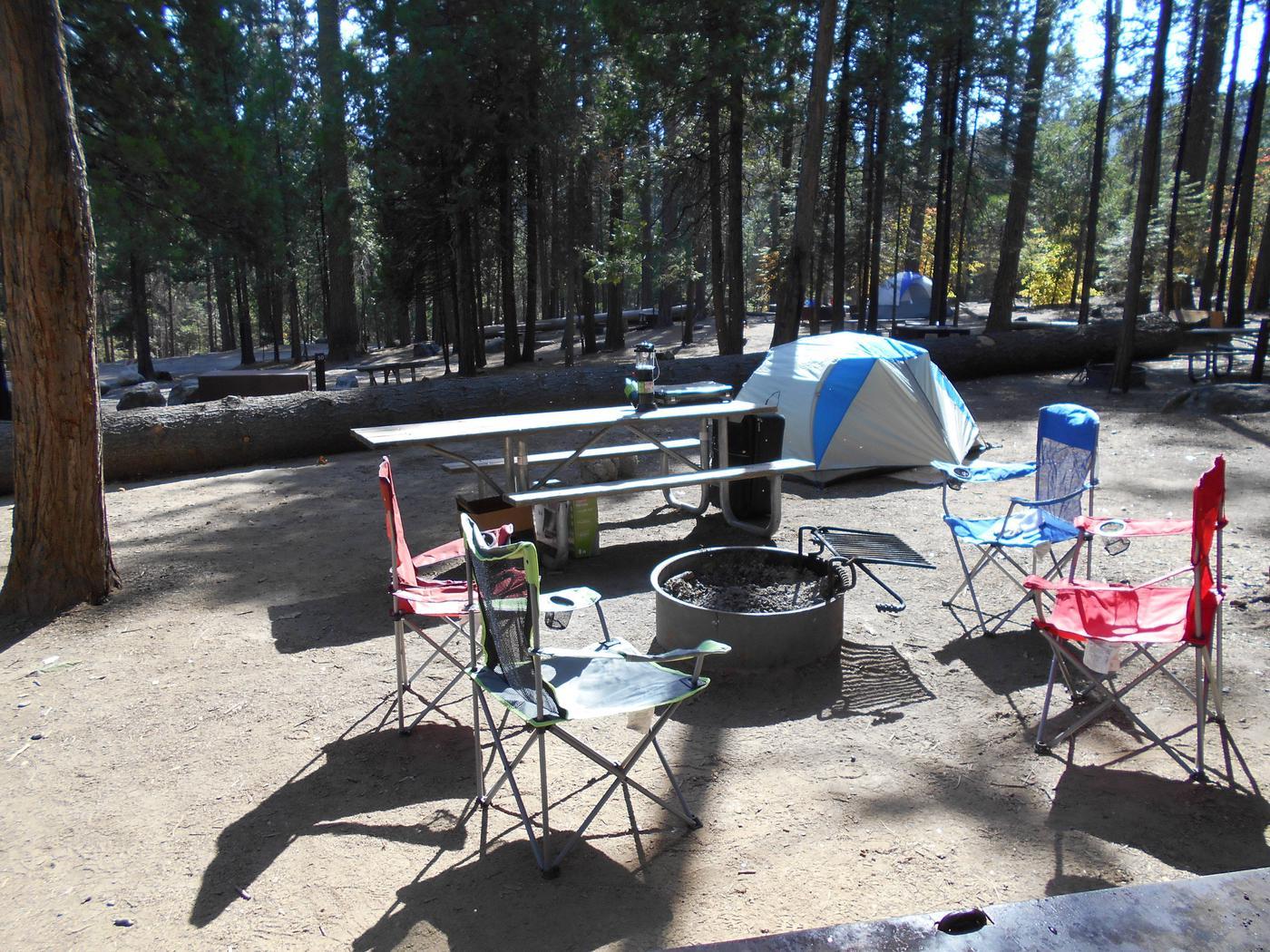 Hodgdon Meadow CampgroundSite 052