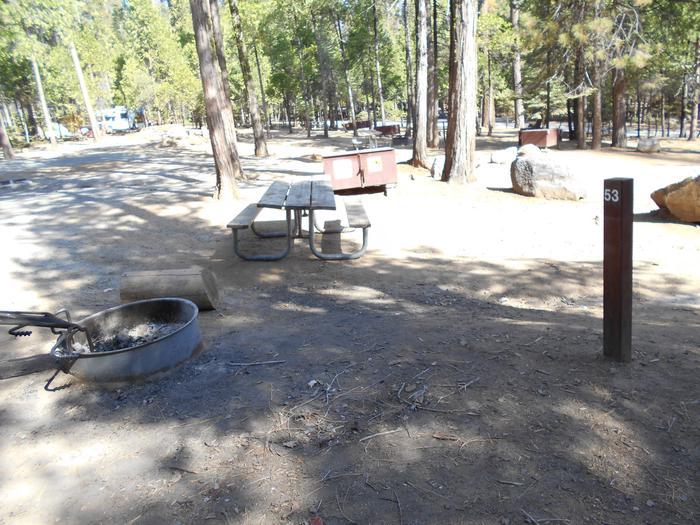 Hodgdon Meadow CampgroundSite 053