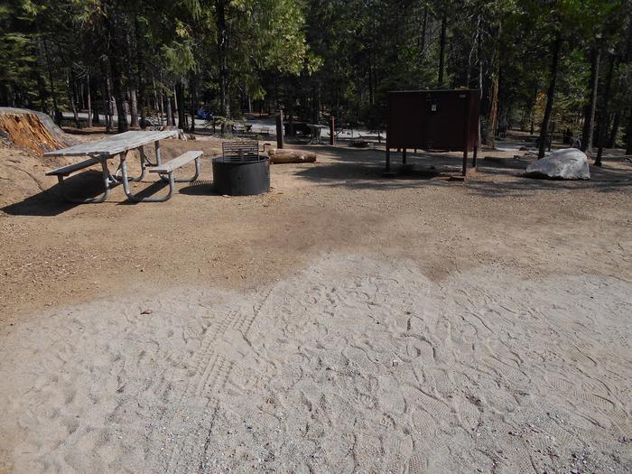 Hodgdon Meadow CampgroundSite 057