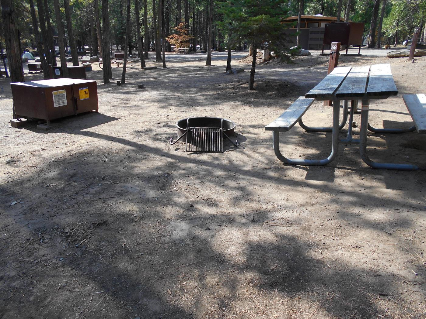 Hodgdon Meadow CampgroundSite 058