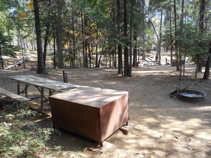 Hodgdon Meadow CampgroundSite 070