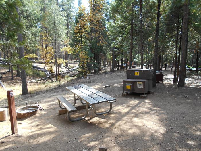 Hodgdon Meadow CampgroundSite 072