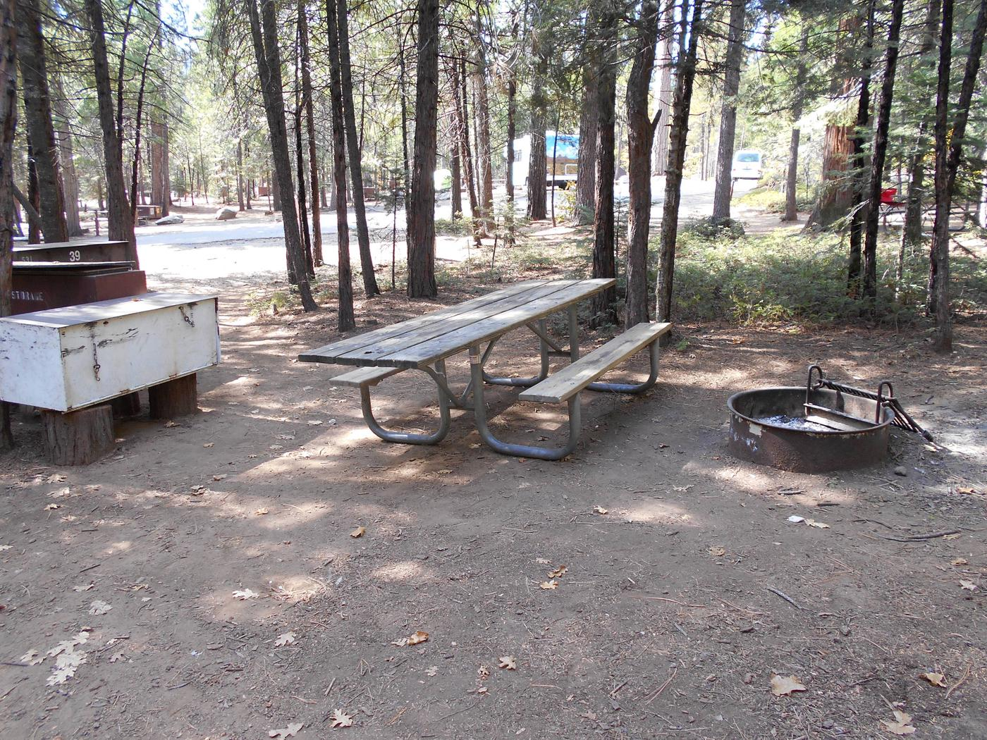 Hodgdon Meadow CampgroundSite 073