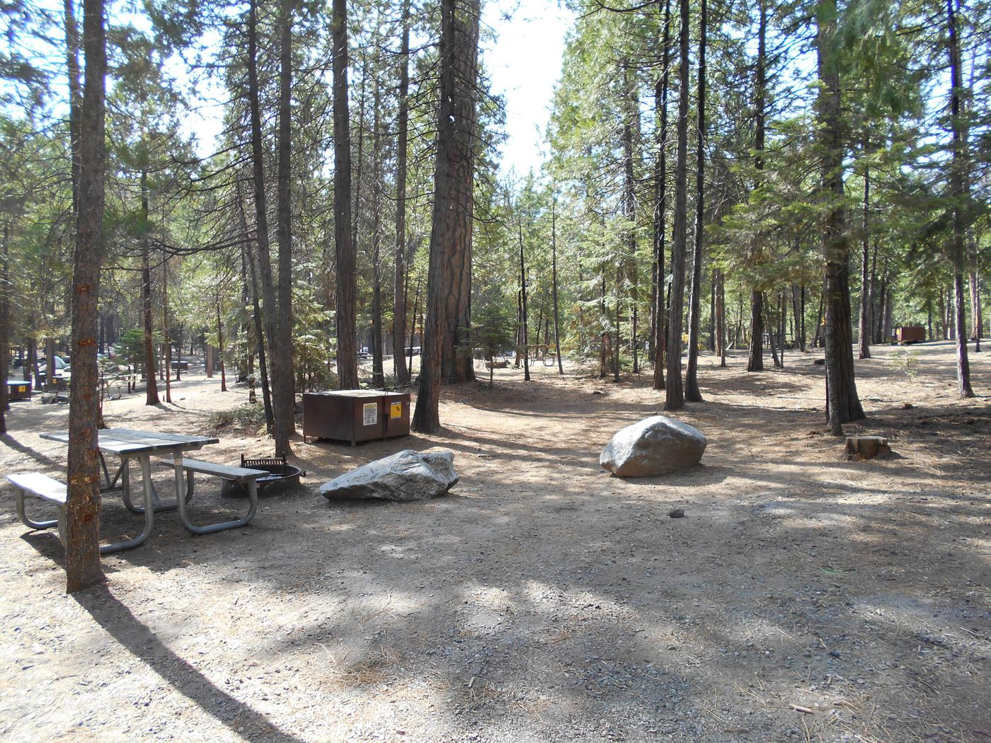 Hodgdon Meadow CampgroundSite 074