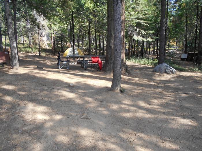Hodgdon Meadow CampgroundSite 076