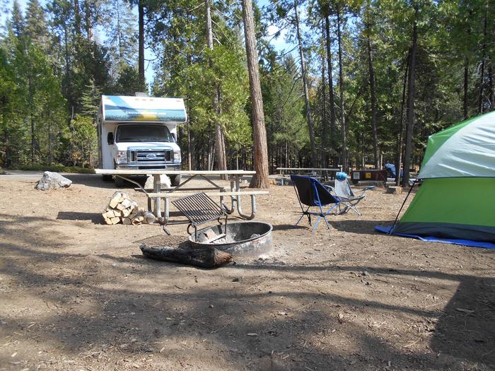 Hodgdon Meadow CampgroundSite 077