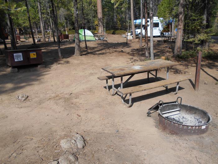 Hodgdon Meadow CampgroundSite 080