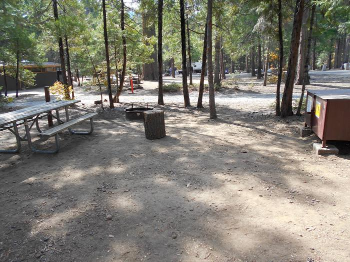 Hodgdon Meadow Campground Site 081