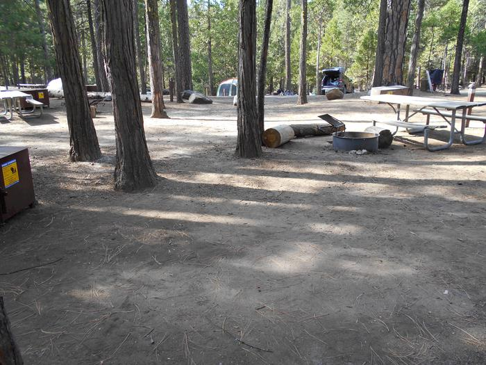 Hodgdon Meadow CampgroundSite 082