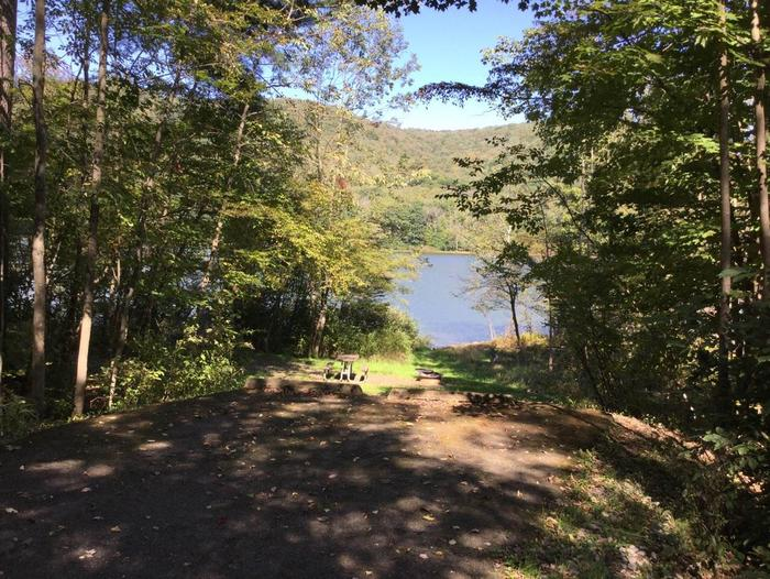 Kiasutha Recreation Area: Site 25