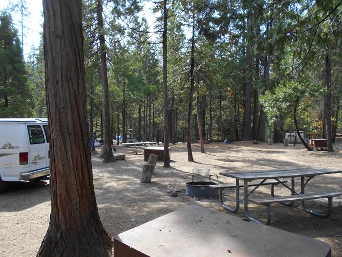 Hodgdon Meadow CampgroundSite 089