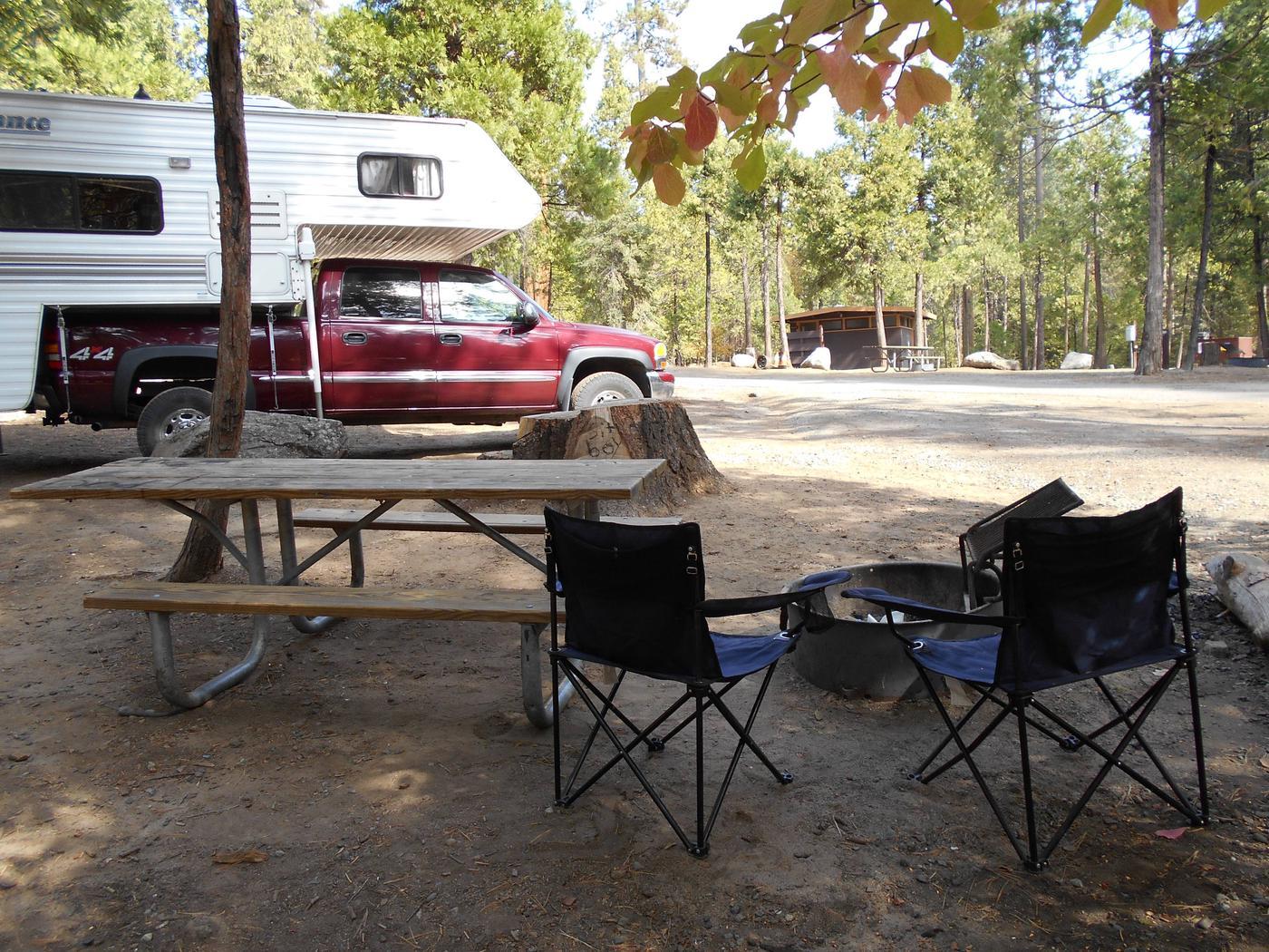 Hodgdon Meadow CampgroundSite 092