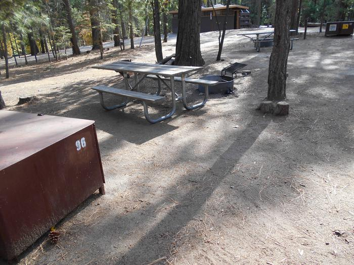 Hodgdon Meadow CampgroundSite 096
